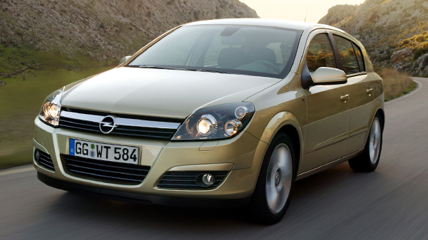 Opel Astra H (2004-2006)