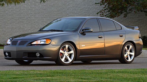 Pontiac Grand AM (2003-2005)