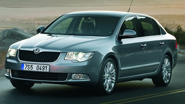 Skoda Superb 2 (2010-2012) FL