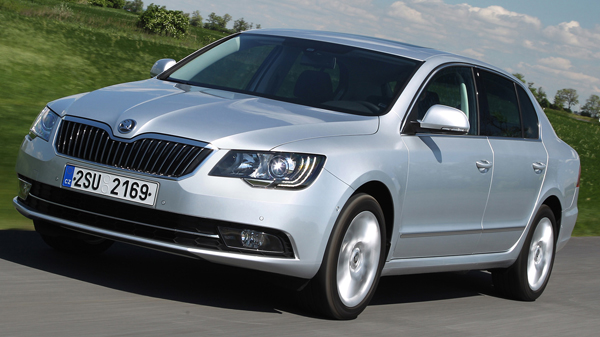 Skoda Superb 2 (2013-2015) FL