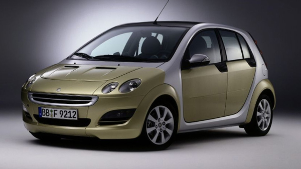 Smart ForFour 1 (2004-2007)