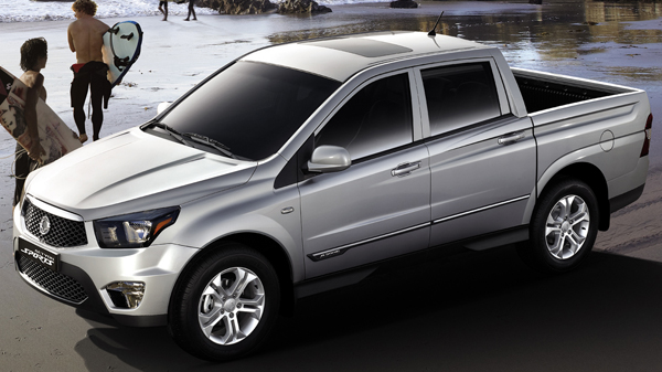 SsangYong Actyon 2 (2012-2014)
