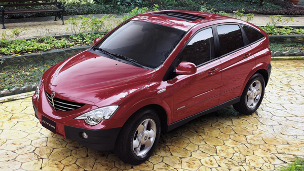 SsangYong Actyon 1 (2006-2011)