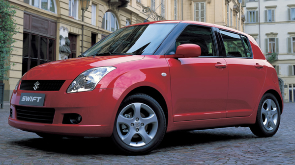 Suzuki Swift 2 (2005-2006)
