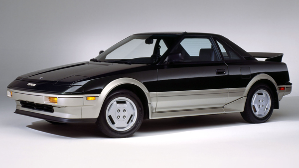 Toyota MR2 1 (1985-1989)