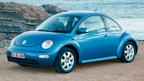 VW New Beetle (1998-2011)