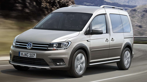 VW Caddy 2K (2016-) FL