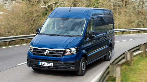 VW Crafter (2017-)