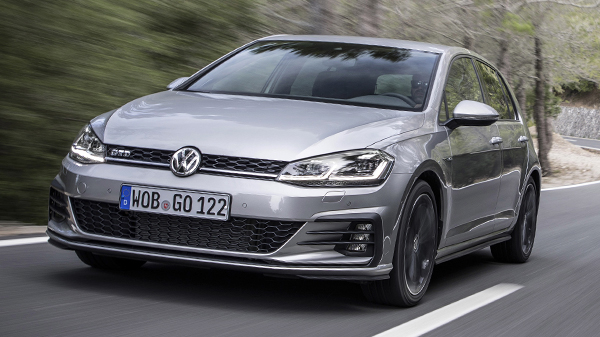 VW Golf 7 (2017-) VII FL