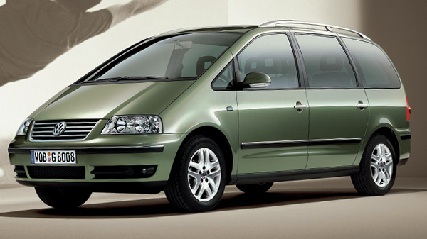 VW Sharan 1 (2005-2010) FL