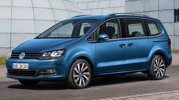 VW Sharan 2 (2016-) FL