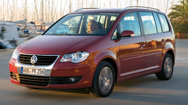 VW Touran 1 (2007-2010) FL