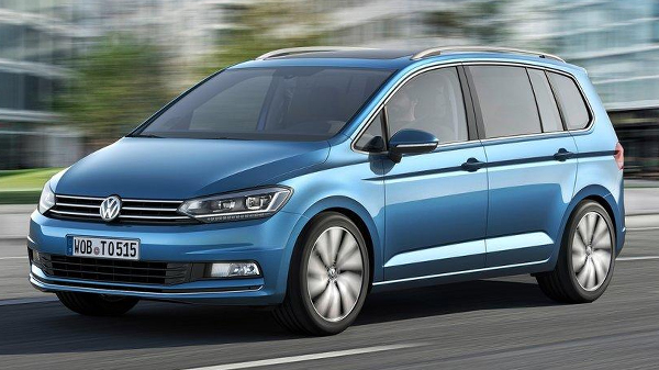 VW Touran 2 (2016-) FL