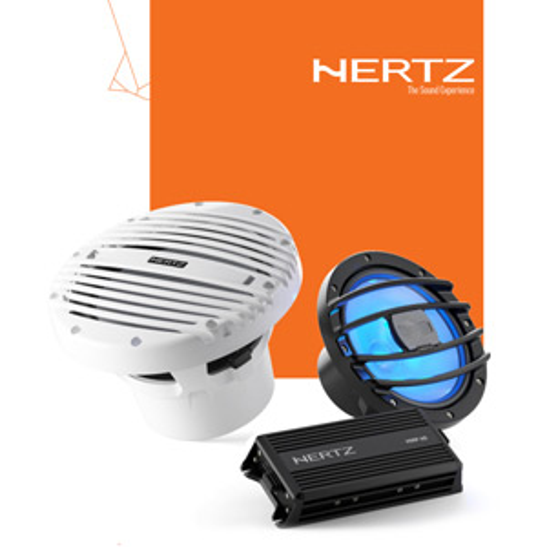 Hertz Marine-forsterkere